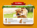 Pet Care - HTML5 templates, Animals & Pets flash templates