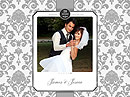 Wedding Invitation HTML5 template