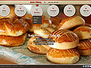 Bakery and Cakes HTML5 template