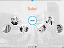 Business Circles - HTML5 templates, GENERAL FLASH website templates