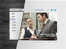 Business Area - HTML5 templates, GENERAL FLASH website templates
