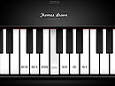 The Pianist HTML5 templates