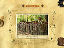 Scouting - HTML5 templates, Schooling flash site design