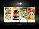 The Catering HTML5 templates