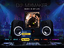 DJ Mix HTML5 templates