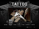Tattoo HTML5 template