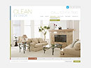 Clean Interior HTML5 template