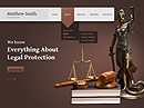 Lawyer HTML5 templates