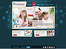 Child School - HTML5 templates, Schooling flash site design