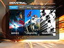 Industrial HTML5 templates