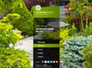 Landscape designing HTML5 Template