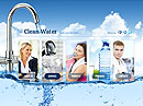 Water Filter HTML5 templates
