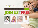 Dating Agency HTML5 templates