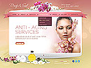 Beauty Spa Salon HTML5 templates