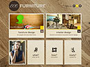 Interior Furniture HTML5 templates