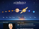 Astrology HTML5 template