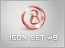 Icon Set No9 - iconset, ICON flash templates