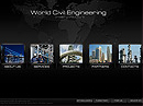 Civil Engineering Easy flash template