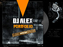 Item number: 300109920 Name: DJ Portfolio Type: Flash template