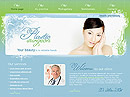 Plastic surgeon HTML template