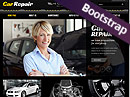 Item number: 300111602 Name: Car Repair Type: Bootstrap template