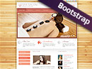 Item number: 300111632 Name: Spa Salon Type: Bootstrap template