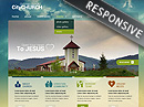 Church Bootstrap template