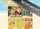 Item number: 300111700 Name: Kindergarten Type: Bootstrap template