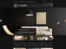 Interior and decore HTML Template
