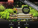 Landscape DesignHTML template