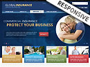 Item number: 300111713 Name: Insurance Type: Bootstrap template