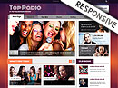 Top Radio HTML template