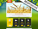 Eco Agriculture HTML Template