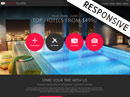 Item number: 300111741 Name: Travel Guide Type: Bootstrap template