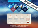 Global Solutions HTML template
