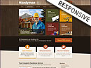 Item number: 300111746 Name: Handyman Service Type: Bootstrap template