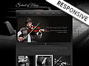 Music School HTML Template