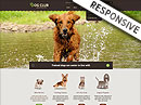 Item number: 300111761 Name: Dog Club Type: Bootstrap template