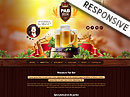 Beer Pub HTML template