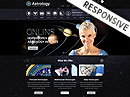 Astrology Bootstrap template