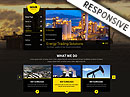 Gas and OilHTML template