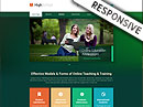 Hight School Bootstrap template