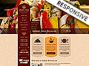 Indian Food Bootstrap template