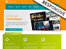 In Design HTML template