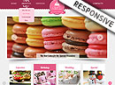 Item number: 300111804 Name: Cake shop Type: Bootstrap template