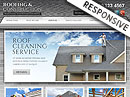 Roofing and ConstructionHTML template