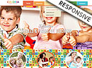 Kids studio HTML Template