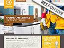 Item number: 300111818 Name: Handyman Service Type: Bootstrap template