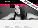 Hairdressing Bootstrap template