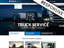 Item number: 300111862 Name: Truck service Type: Bootstrap template